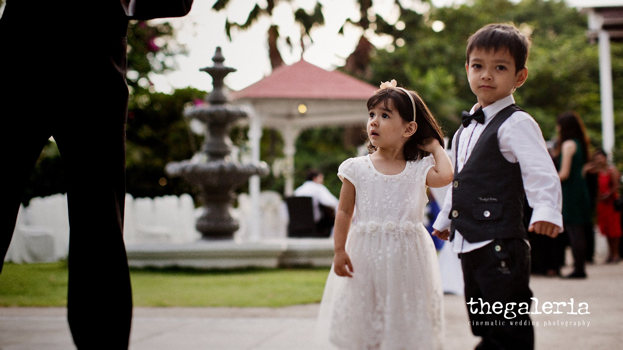 Wedding Photography by Film Wedding Photographer Brian Ho from thegaleria / Alkaff Mansion