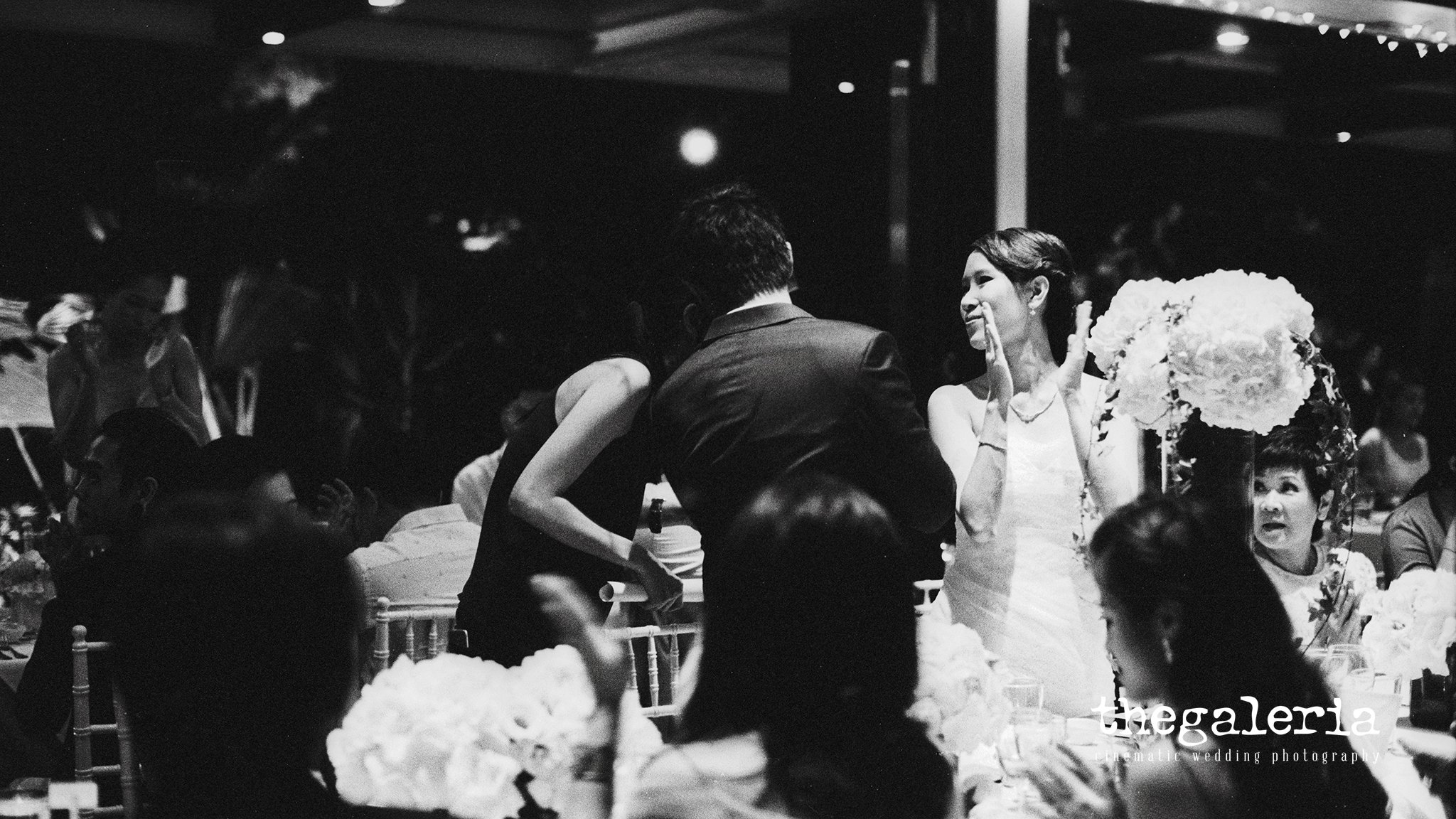 Wedding Photography: Brian Ho / thegaleria Wedding Gown: The Wedding Present Location: Suburbia @ Sentosa Film: Kodak TRI-X, +1 stop