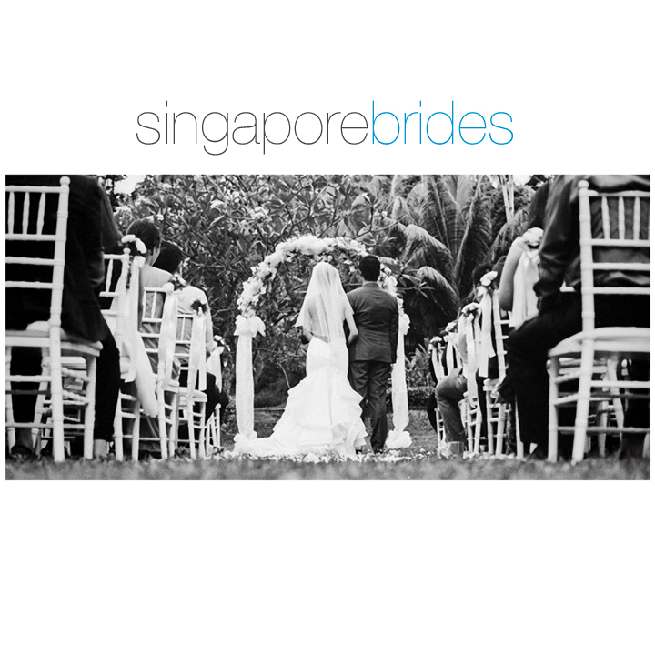 Wedding at Suburbia Sentosa by Film Wedding Photographer Brian Ho from thegaleria / Featured at Singapore Brides