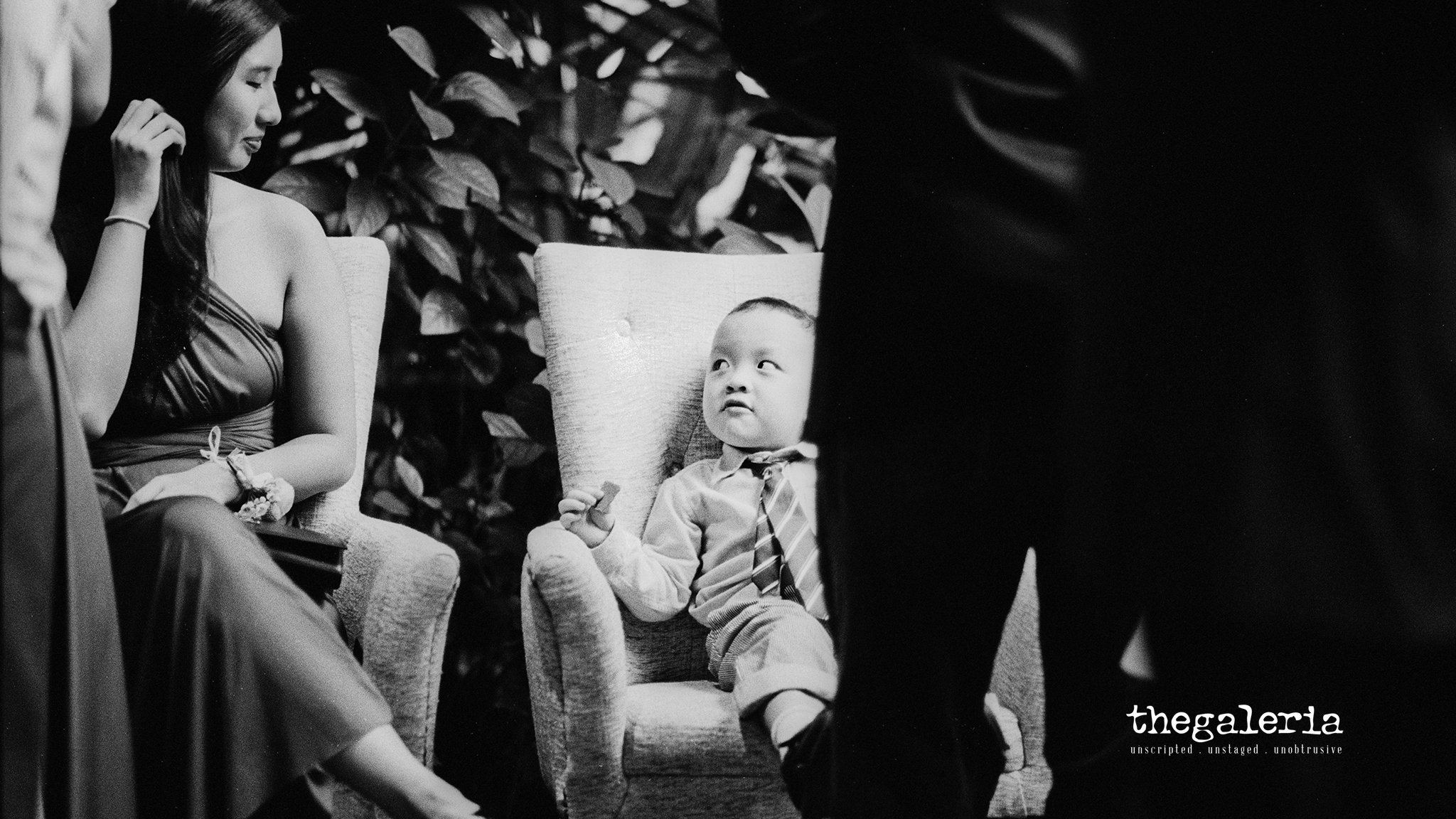 Wedding Photography at Corner House Botanic Gardens by Film Wedding Photographer Brian Ho from thegaleria